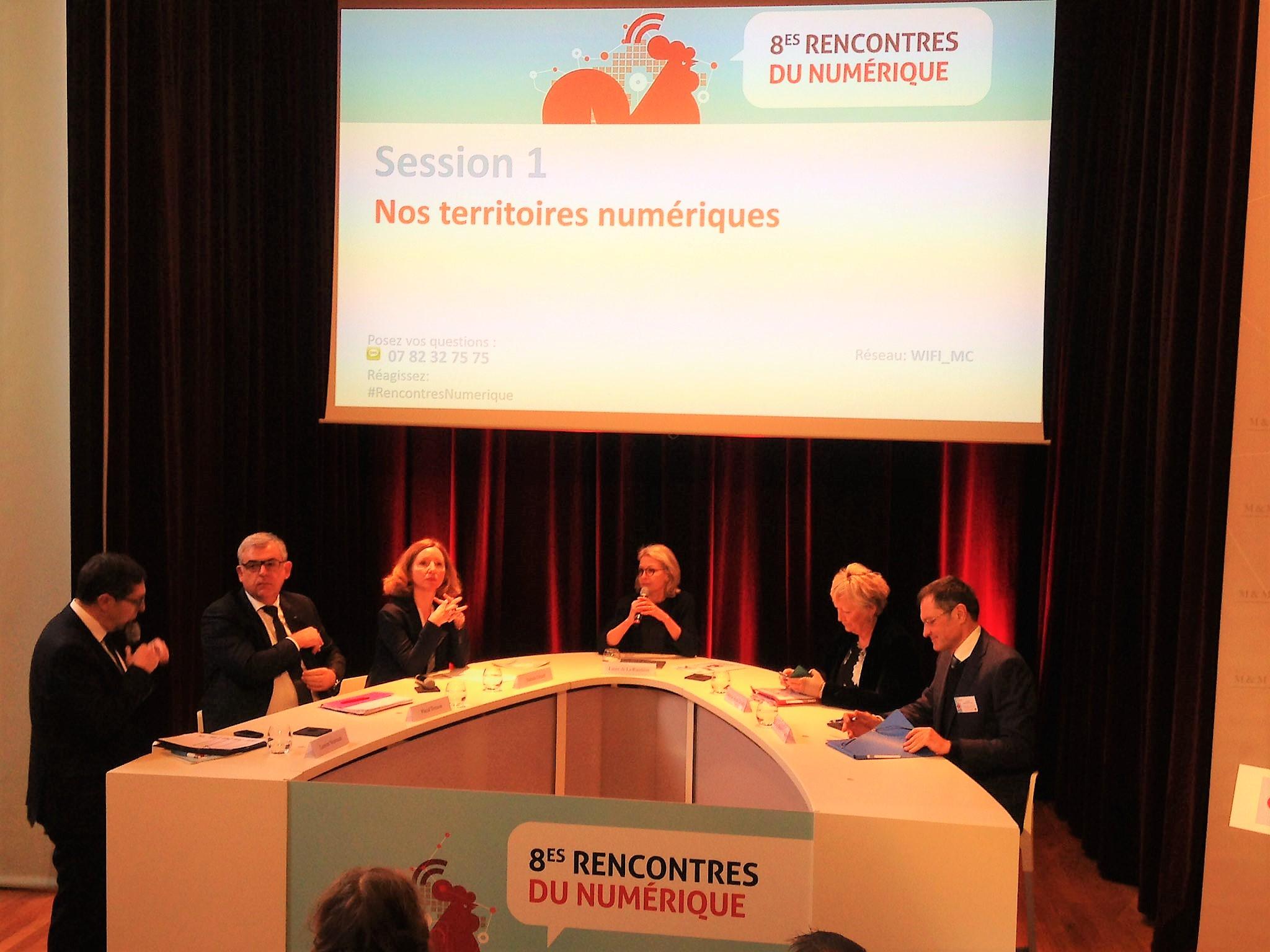 Rencontres parlementaires numerique