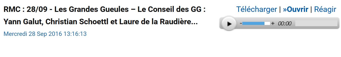 GUEULES TÉLÉCHARGER PODCAST LES GRANDES